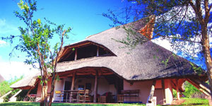 Lokuthula Lodges in Victoria Falls